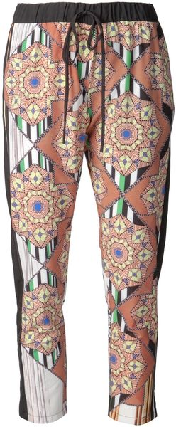 Clover Canyon Diamond Trouser - Lyst