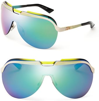Dior Multicolor Shield Sunglasses - Lyst