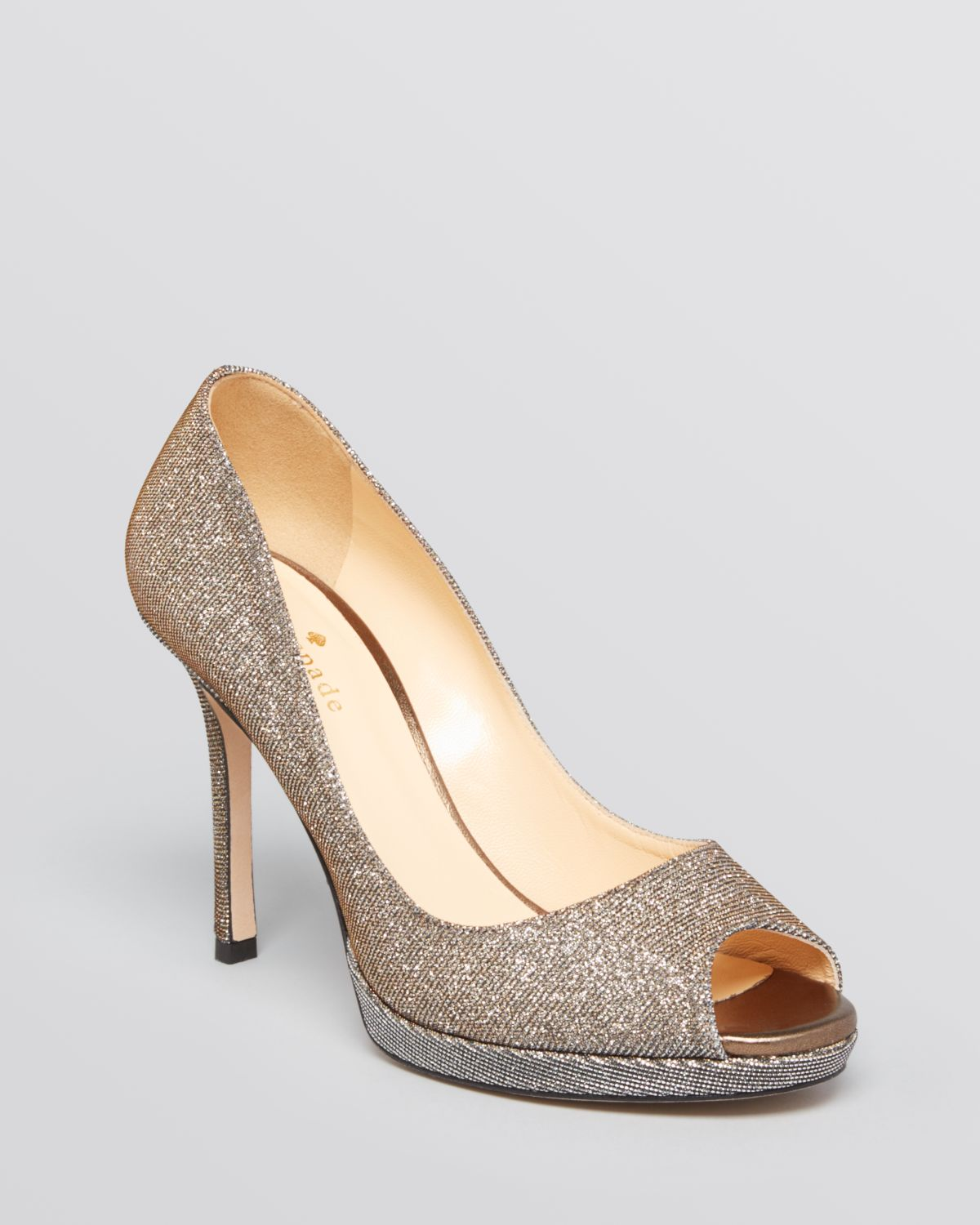 Kate Spade New York Mesh Peep-Toe Pumps cheap sale wiki free shipping with mastercard cUvcgx