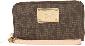 Michael Kors Monogram Iphone 5 Case - Lyst