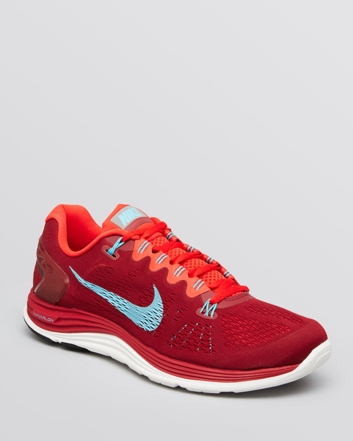 ee7eb39fa34 ... czech lyst nike lunarglide 5 sneakers in red for men 22056 248cb