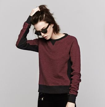 Rag & Bone The Basic Raglan - Lyst