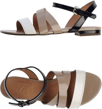 Si By Sinela Sandals - Lyst