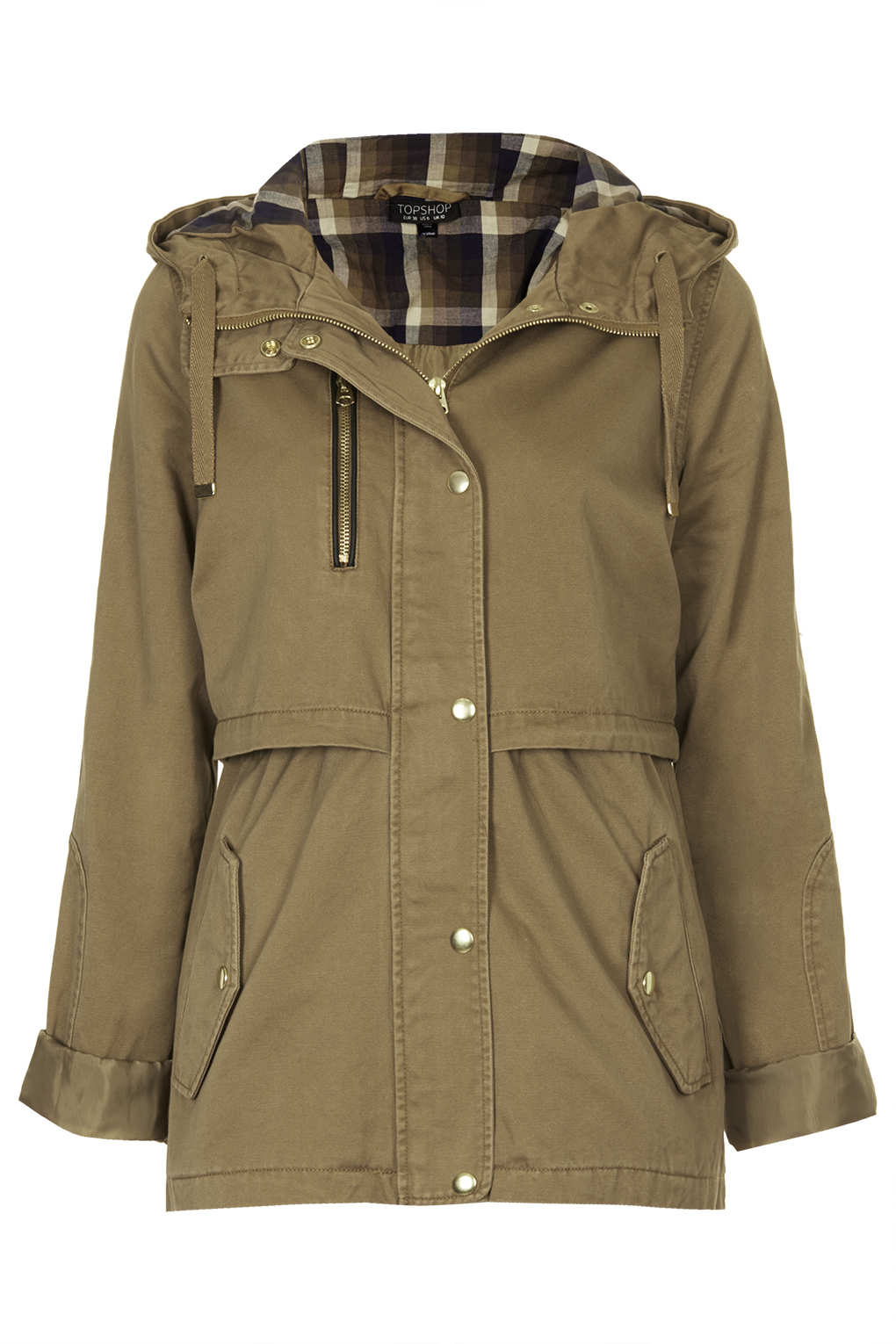 Hooded Lightweight Jacket FlpYil