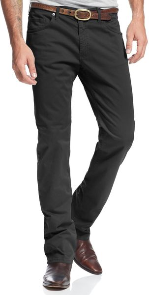 Versace Washed Gabardine 5pocket Pants - Lyst