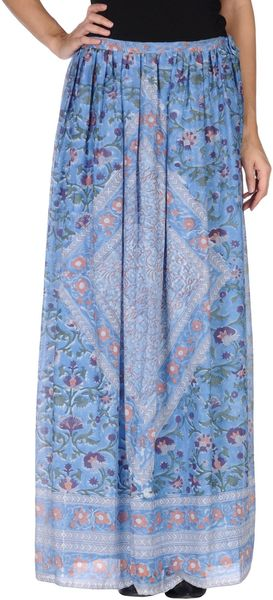 Antik Batik Long Skirt - Lyst