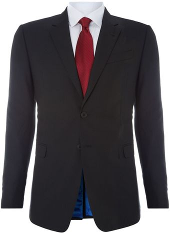 Paul Smith Byard Slim Fit Plain Wool Suit - Lyst