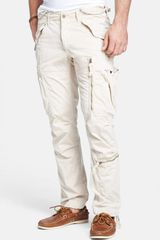 Polo Ralph Lauren M45 Slim Fit Cargo Pants - Lyst