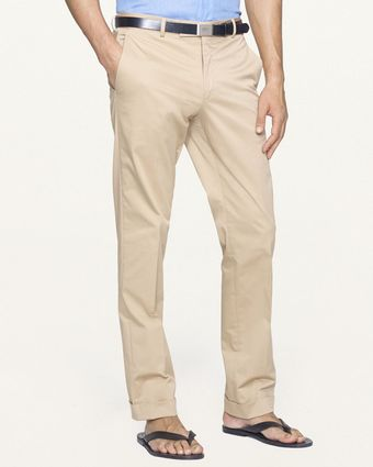 Ralph Lauren Black Label James Stretchtwill Pant - Lyst