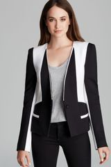 Rebecca Minkoff  Victor Ponte Color Block Jacket - Lyst