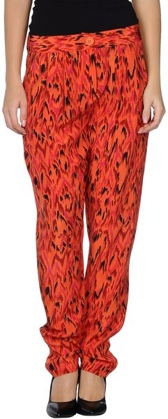 Antik Batik Casual Trousers - Lyst