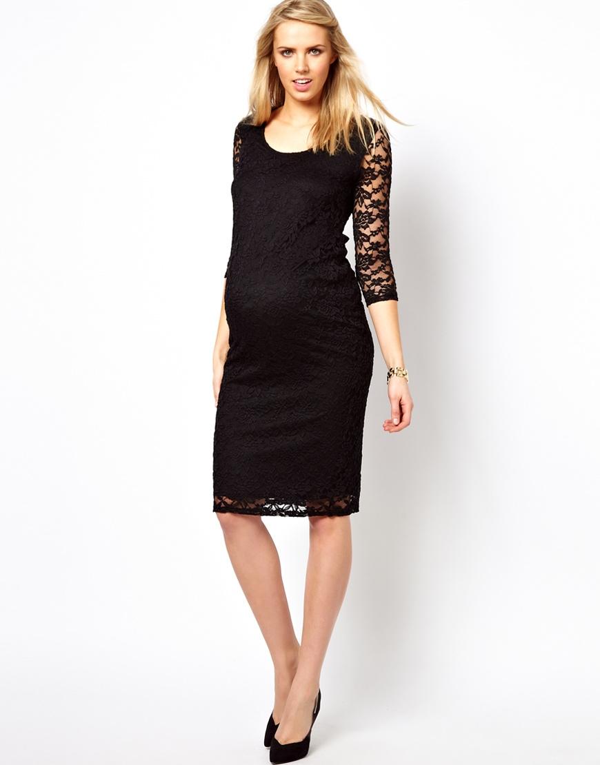 Black lace maternity dress asos dress womans life black lace maternity dress asos ombrellifo Gallery