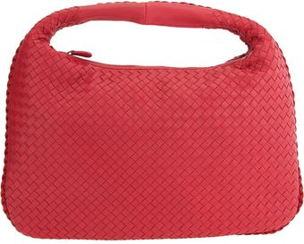 Bottega Veneta Woven Shoulder Bag - Lyst