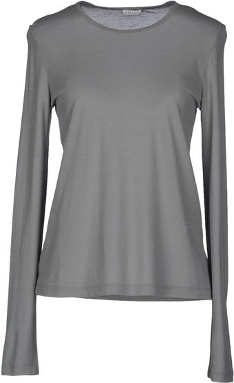 Celine Long Sleeve T-Shirt - Lyst