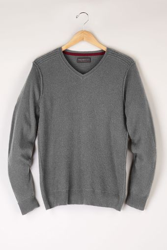 Graham & Spencer Luther Cashmere V Neck Sweater - Lyst