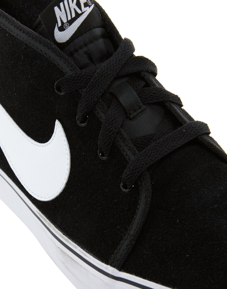 For Toki Lyst In Men Black Nike Mid Trainers 6FaaxwY5q