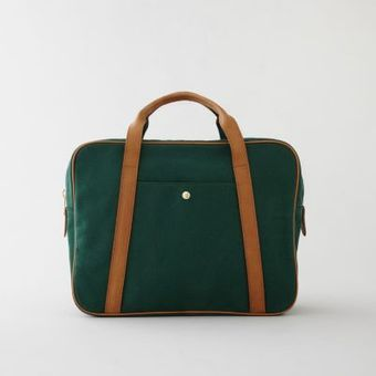 Steven Alan Convertible Canvas Briefcase - Lyst