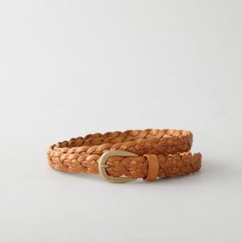 Steven Alan Braided Leather Belt - Lyst