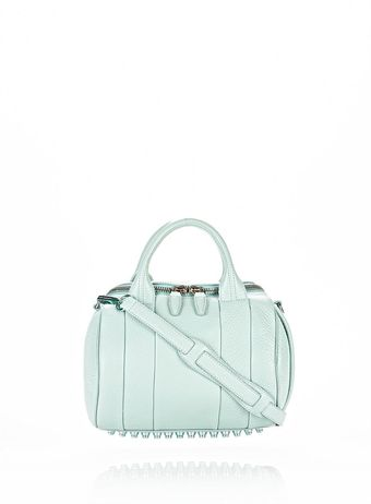 Alexander Wang Rockie in Soft Peppermint with Zinc - Lyst