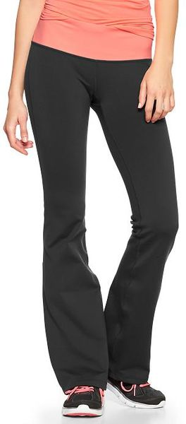 Gap Fit Gflex Colorblock Pants - Lyst