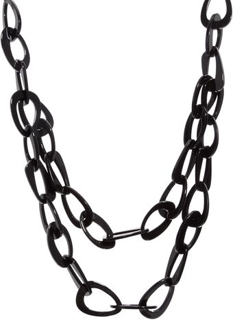 Kenneth Jay Lane Multi Link Necklace - Lyst