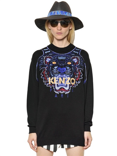 Popcorn Stitch Sweater