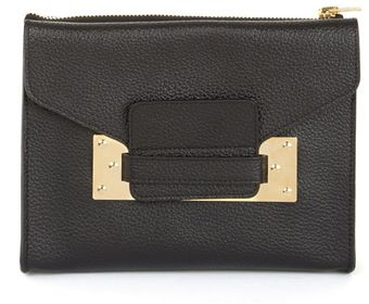 Sophie Hulme Mini Envelope Bag - Lyst