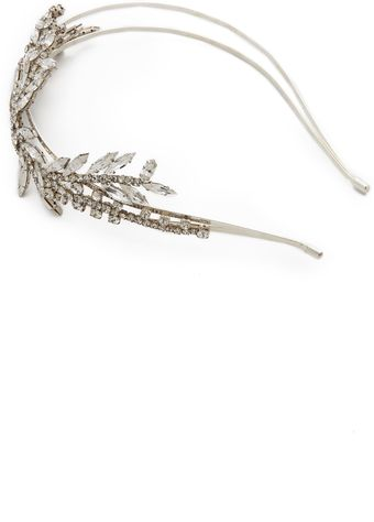 Temperley London Evelyn Hair Band - Lyst
