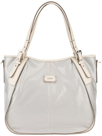 Tod's Gline Shopping Bag - Lyst