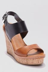 Dolce Vita Platform Wedge Sandals Jonee - Lyst