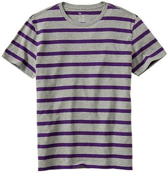 Gap Essential Striped T - Lyst