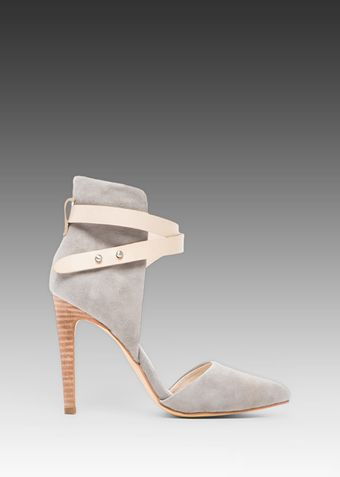 Joe's Jeans Laney Heel in Light Gray - Lyst