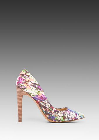 Joe's Jeans Erika Ii Heel in Purple - Lyst