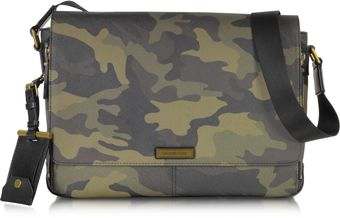 Michael Kors Jet Set Camo Large Mens Bag - Lyst