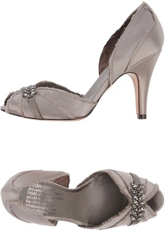 Pedro Garcia High Heeled Sandals - Lyst