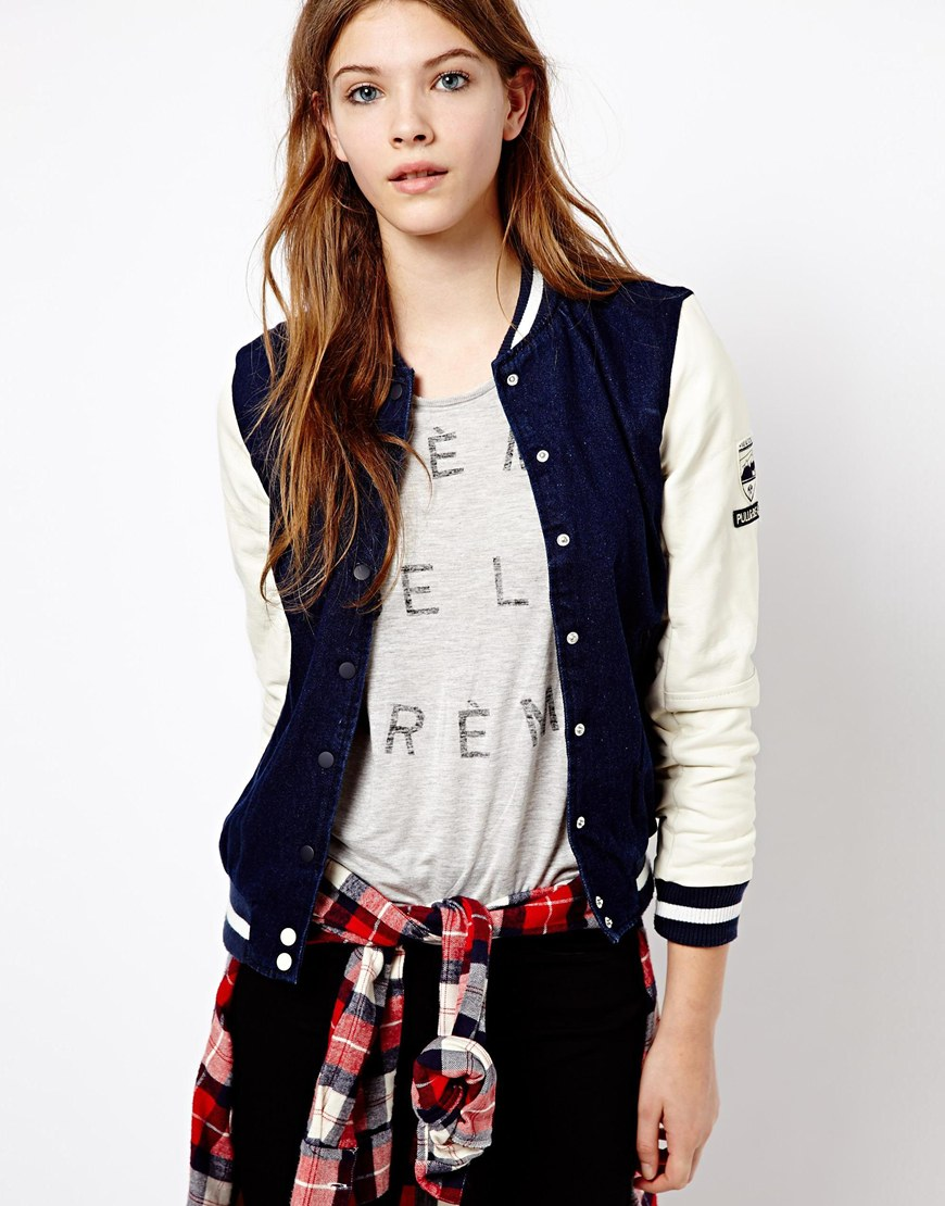 Female Baseball Jackets lcEOAN