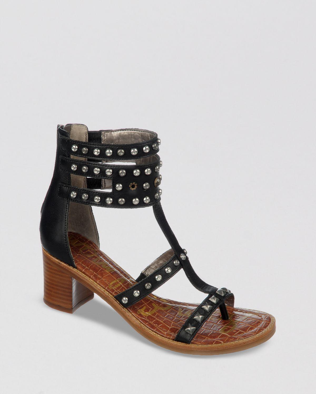 Saint Laurent Black Lace And Leather Shoes