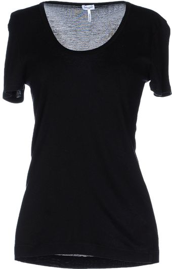 Splendid Short Sleeve Tshirt - Lyst