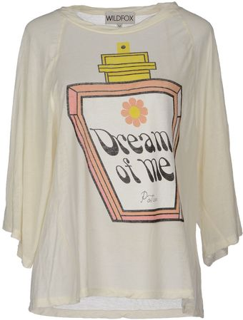 Wildfox Short Sleeve Tshirt - Lyst