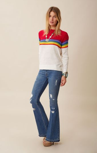 Wildfox Im Really A Unicorn Jumper - Lyst