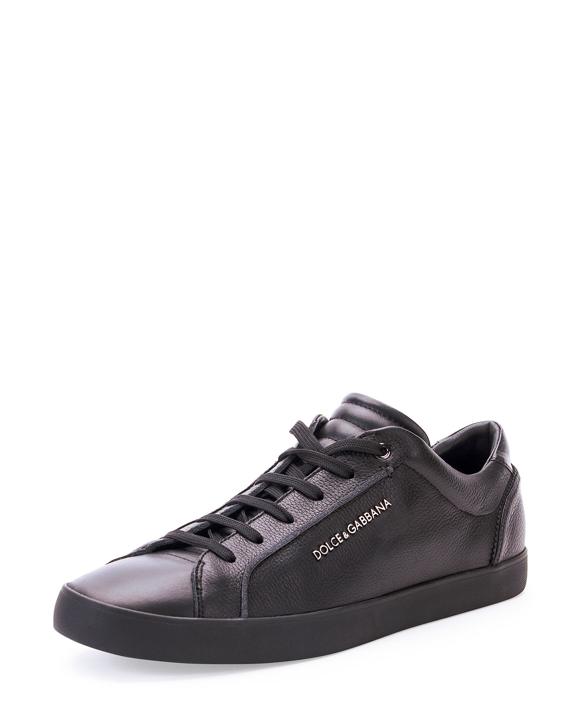 Dolce & Gabbana Canvas Low-Top Sneakers buy cheap collections outlet 100% original free shipping supply free shipping manchester great sale MLoLq