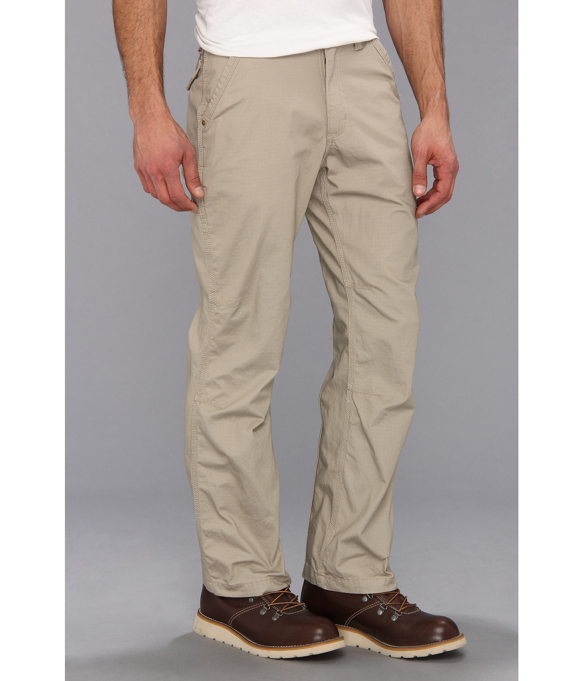 b2fbbd79cd Carhartt Tacoma Ripstop Pant in Brown for Men - Lyst