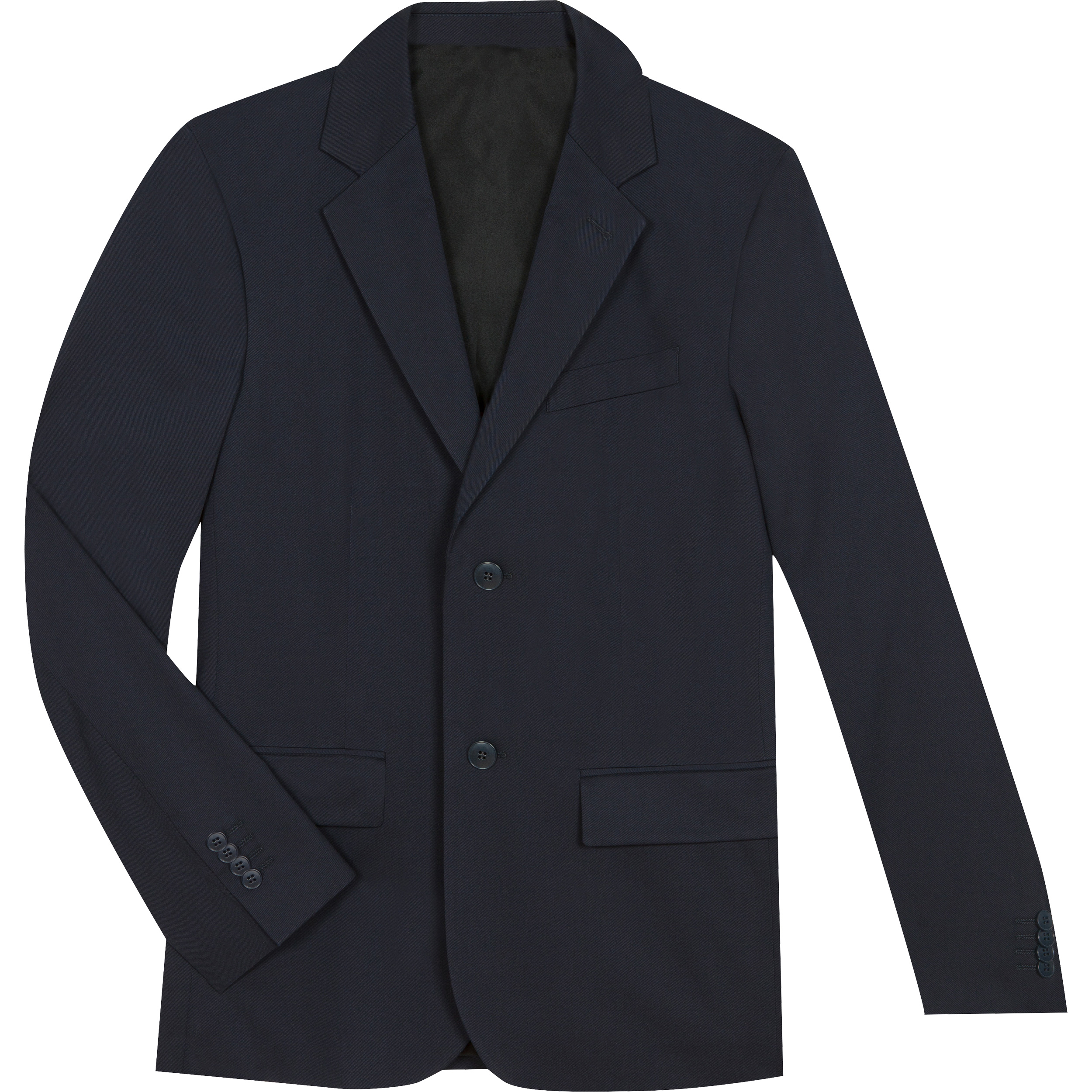 Agnès b. Blue Jacket Domino in Blue for Men
