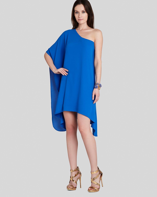 Bcbgmaxazria Bcbg Max Azria Dress Alana One Shoulder ...
