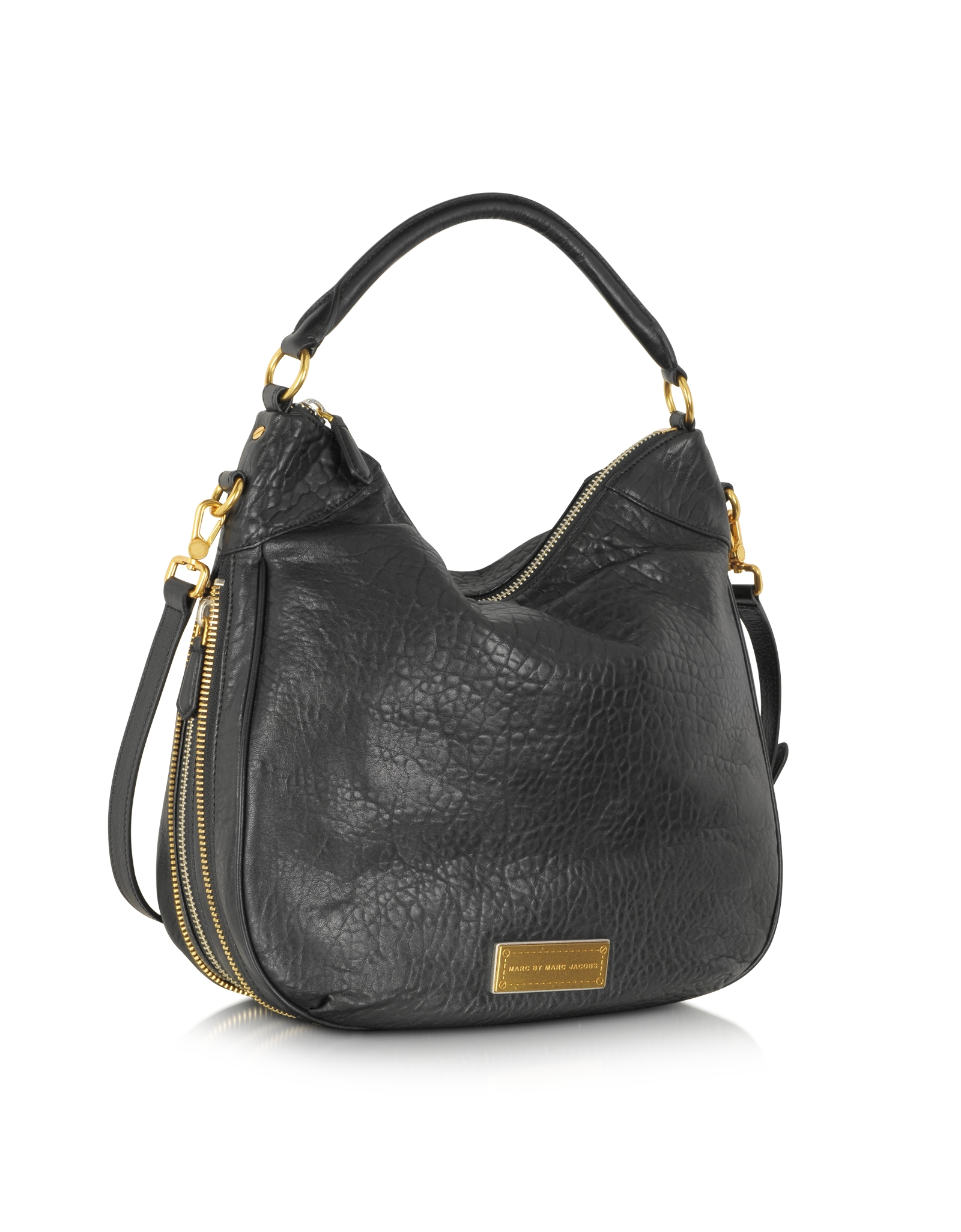 a27959adbf Marc By Marc Jacobs Washed Up Novelty Billy Shoulder Bag in Black - Lyst