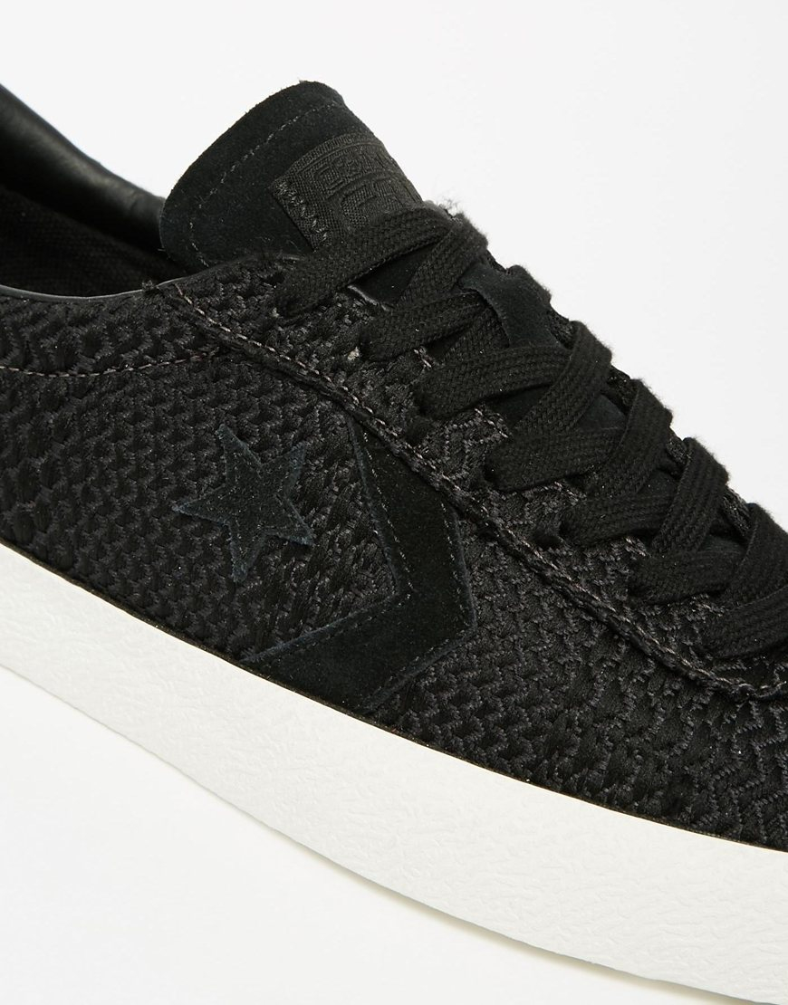 Converse Star Player Breakpoint Woven Trainers In Black 151313c in ... 66afc9a77