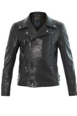 Belstaff Thornwood Leather Biker Jacket