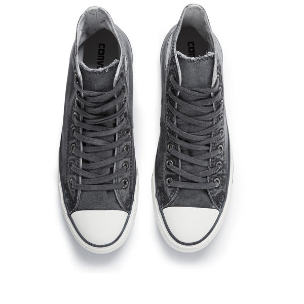 Converse Men S Chuck Taylor All Star Washed Canvas Hi-Top Trainers ... b560eb2fb