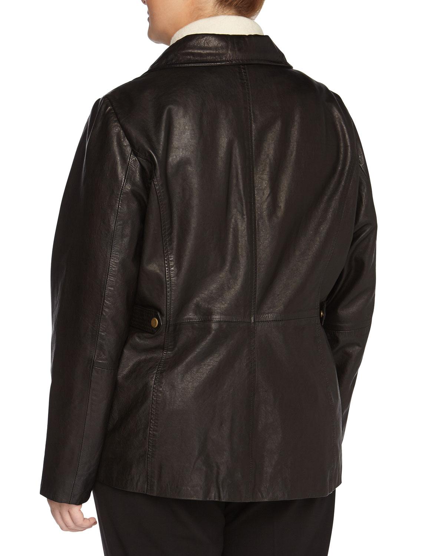 Nyc leather jacket