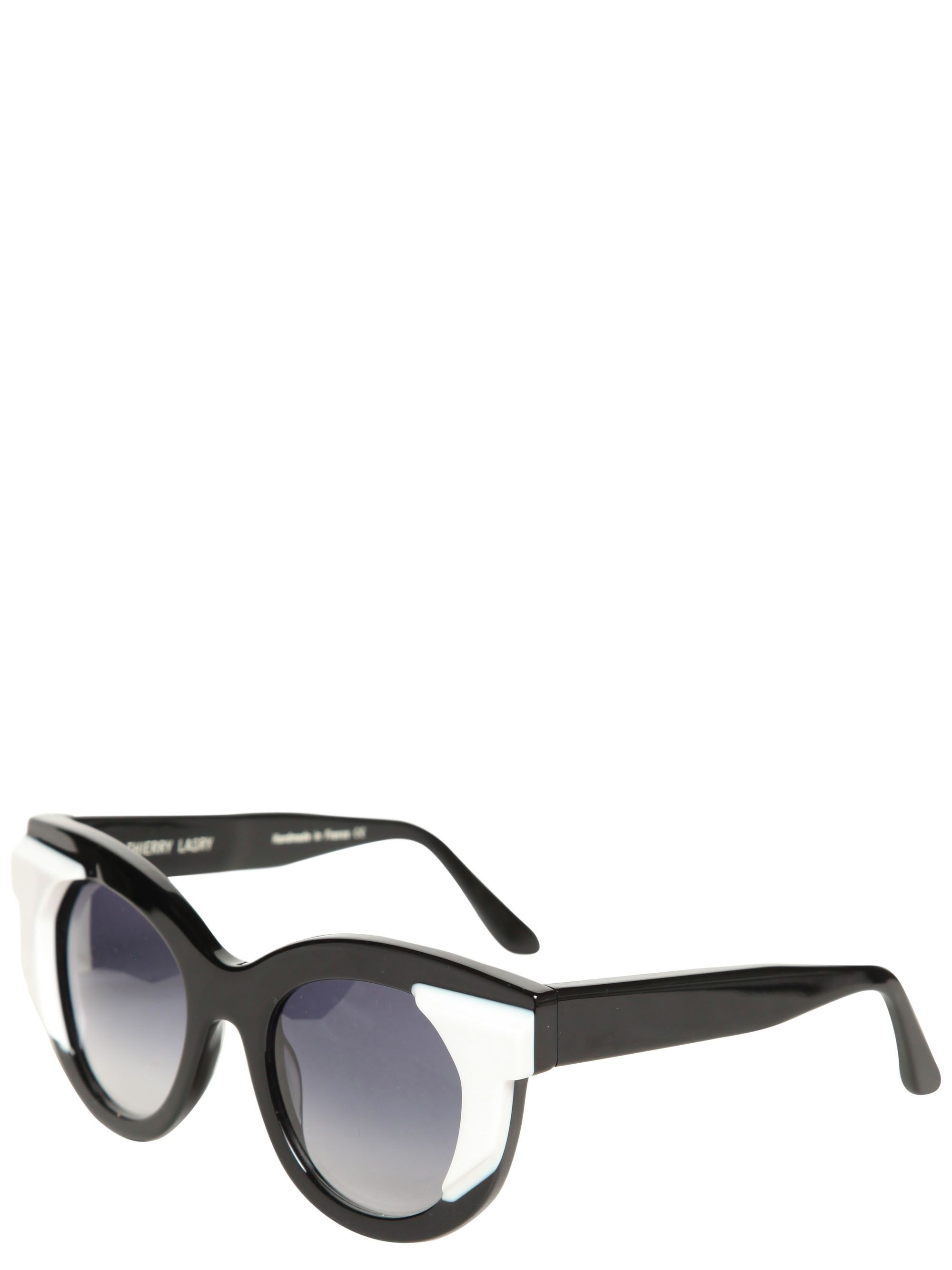 Lyst Thierry Lasry Slutty Cat Eye Acetate Sunglasses In